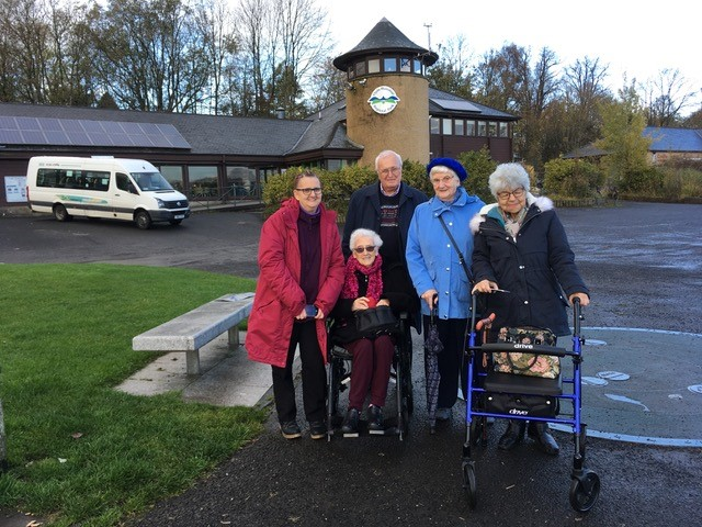 SACT Ayr - O&A Group at Castle Semple